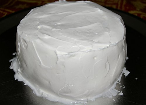 Urghh tried to make a low carb pavlova - Cooking & food